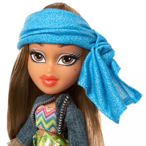 Bratz Study Abroad Doll Yasmin to Brazil  AGE 5+
