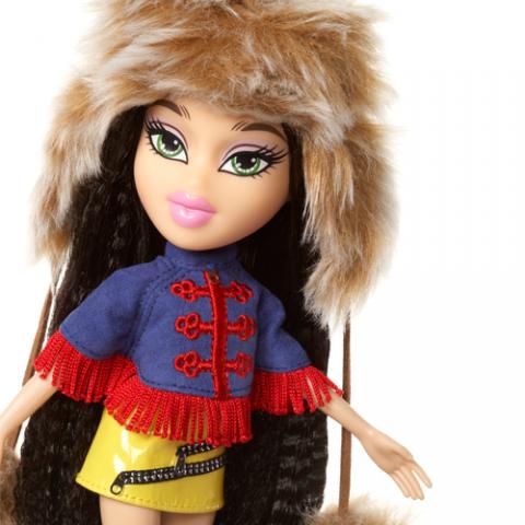 Bratz Study Abroad Doll Jade to Russia  AGE 5+