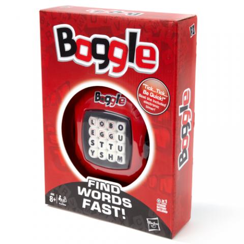 Boggle |AGE 8+