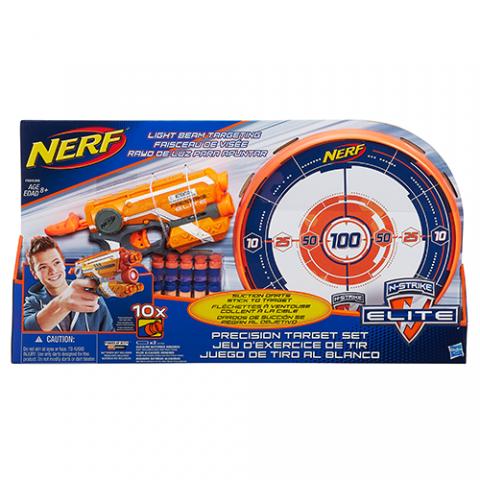 Nerf N-Strike Elite Precision |AGE 8+