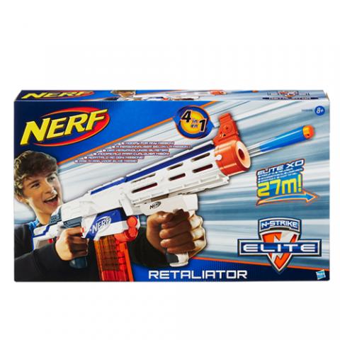 Nerf N-Strike Elite Retaliator|AGE 8+
