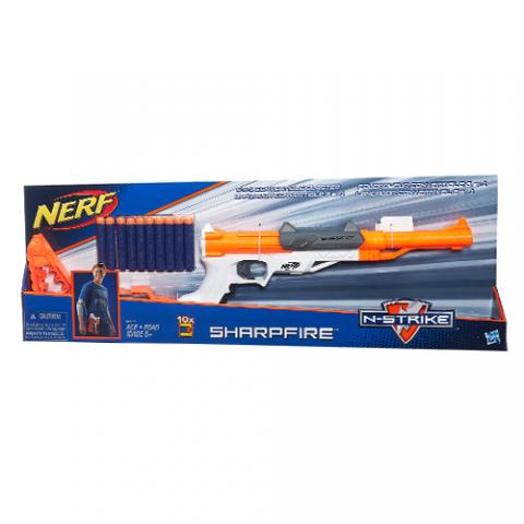 Nerf N-Strike Sharp Fire |AGE 8+