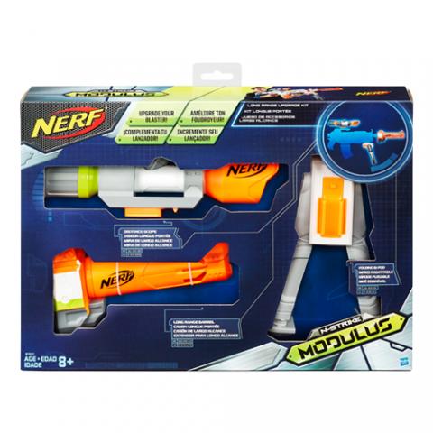 Nerf Modulus Long Range Upgrade Kit |AGE 8+