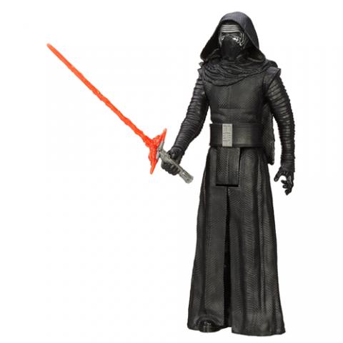 Star Wars Kylo Ren Action Figure AGE 4+