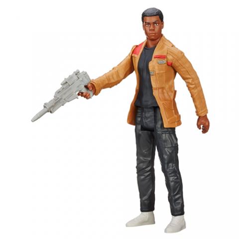 Star Wars Finn Jakku Action Figure AGE 4+
