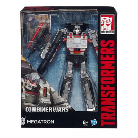 Transformers Combiner Wars Megatron AGE 8+